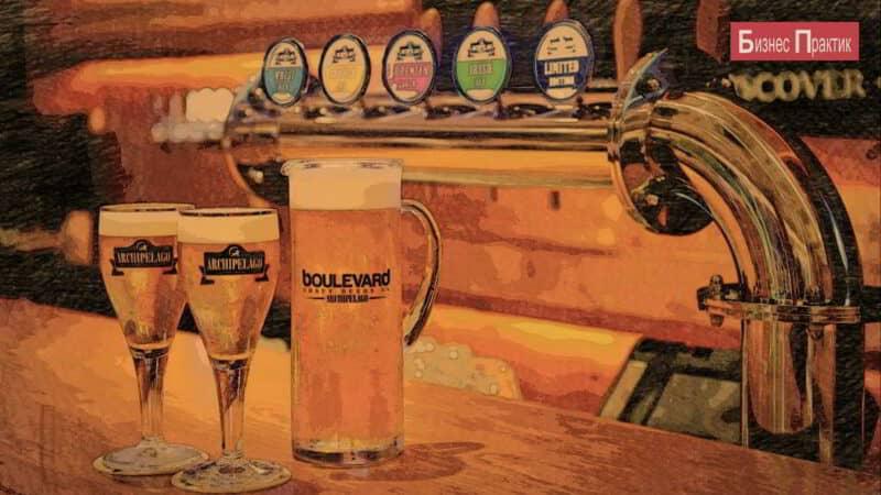 Разливное пиво, как бизнес